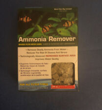 PENN PLAX AMMONIA REMOVER INFUSED FILTER MEDIA CUBES FRESHWATER AQUARIUMS/PONDS
