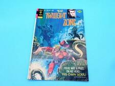 The Twilight Zone Comic Book #62 F Television Related