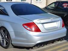 Mercedes W216 CL Boot Lid Spoiler Trunk lid spoiler CL500 CL550 CL600 CL63 CL65