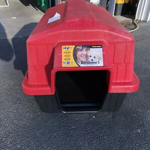 Petmate Barnhome III Dog House outdoor, shelter, kennel New FAST SHIPPING