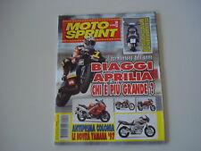 MOTOSPRINT 39/1996 APRILIA SR 50 REPLICA/VESPA ET2 50/ET4 125