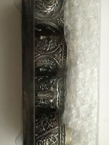 4 X GOTHIC SHOT GLASSES - for home bar , mancave pub drink party