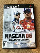 NASCAR 06: Total Team Control (Sony PlayStation 2, 2005) PS2 H1