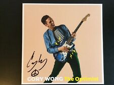 Cory Wong The Optimist 2018 Self-Released LP #18-0228NL Ltd Ed/500 Autographed