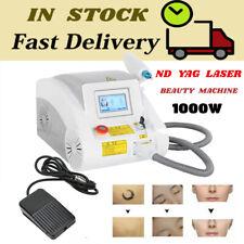 Q Switch ND YAG LASER Tattoo Removal Eyebrow Pigment Washing Beauty Machine CO