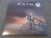 PAIN - COMING HOME LP MINT / SEALED!!! LTD EDITION EURO NUCLEAR BLAST GATEFOLD