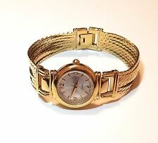 Avon Goldtone Strands Watch