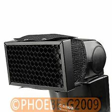 GODOX Honey Comb Grid Spot Filter for Canon Flash 600EX-RT 580EX II 520EX 300TL