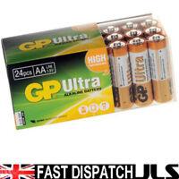 48 GP ULTRA  AA MN1500 LR6 Batteries LR6 1.5V ALKALINE HIGH PERFORMANCE