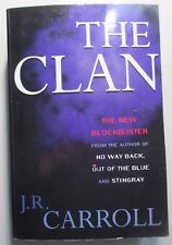 The Clan by J.R. Carroll LARGE PB 1996
