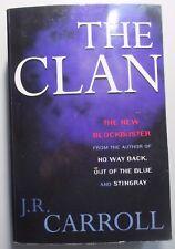 The Clan by J.R. Carroll LARGE PB 1996
