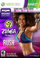 ZUMBA FITNESS RUSH (KINECT) [Xbox 360]