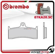 Brembo SC Pastiglie freno sinter anteriori Buell S3 1200 Thunderbolt 1998>2002