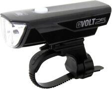 Cateye GVOLT25 LED 25 Lux Scheinwerfer  Li-Akku USB Rennrad Fahrradlampe