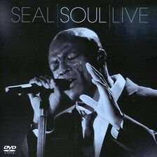 Soul Live 0093624979241 by Seal CD