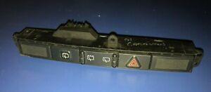 2001-2007 Dodge Caravan Chrysler Town & Country Hazard Wiper Switch Block OEM