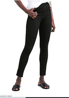 Women's Levi's Pull On Skinny Black or Blue Jeans Leggings NWT SIZES! NEW