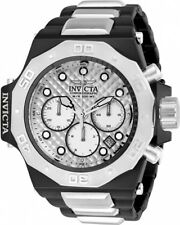 23098 Invicta Akula Quartz Chronograph Men's 52mm Stainless Steel Bracelet Watch
