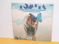 LP - TOMITA - SNOWFLAKES ARE DANCING - THE NEWEST SOUND OF DEBUSSY