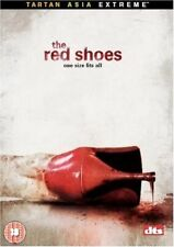 Red Shoes DVD Horror Region 2 2007