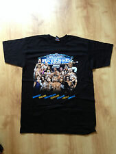 WWE SMACKDOWN WRESTLEMANIA REVENGE TOUR 2010 T-SHIRT MEDIUM