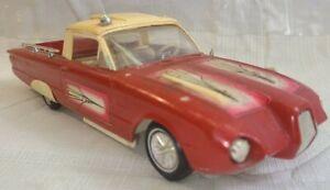 Rare Vintage Annual AMT 1962 Ford Falcon Ranchero 1:25 Model Car-  Custom Built