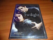 Twilight (DVD, 2009, 3-Disc Widescreen Deluxe Edition)  Robert Pattinson NEW