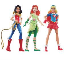 DC Super Hero Girls Action Figure  3 DOLL Set  Supergirl Wonder Woman Poison Ivy