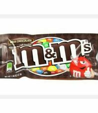 M&M Milk Chocolate Candies, 6x40g, 240g