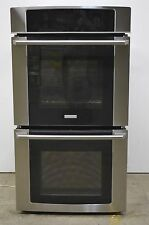 """Electrolux IQ-Touch Series EI27EW45JS 27"""" Double Electric Wall Oven"""