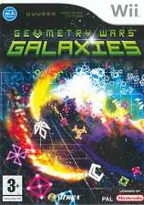 Geometry Wars Galaxies Nintendo WII IT IMPORT ACTIVISION BLIZZARD