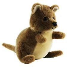 Australian Quokka Stuffed Animal Plush Toy 20cm Tall Elka Australia