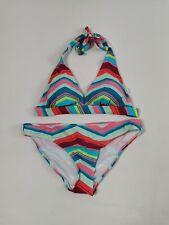 Rainbow Triangel Bikini, bunt, Gr. 40 (Cup A+B)