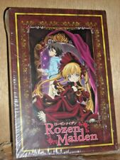 Rozen Maiden - Box Set (DVD, 2008, 3-Disc Set) anime