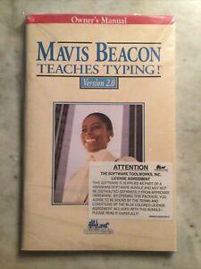 Mavis Beacon Teaches Typing Version 2.0 Manual