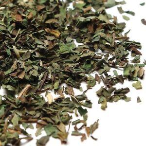 Peppermint Tea Loose Cut Leaves Herbal Tea Infusion Premium Quality 25g-450g