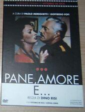 DVD=Pane,amore e...=Il grande cinema di Vittorio De Sica=n°6 della collana