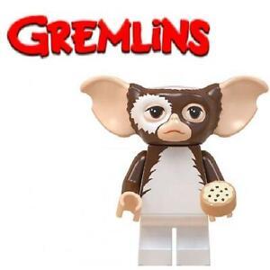 Gizmo Gremlins Figure Custom For Lego Minifig Mini Figure 42