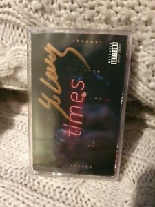 SG Lewis - Times - signed/autographed red cassette new and sealed