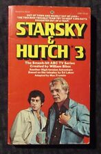 1976 STARKY & HUTCH Death Ride #3 1st Ballantine Paperback VF- TV Tie-In