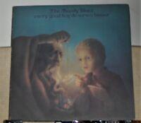 The Moody Blues - Every Good Boy Deserves Favour - 1971 Vinyl LP Record Album
