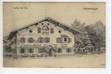 AK Oberammergau, Gasthof Alte Post
