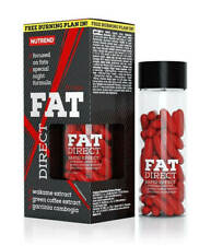 NUTREND Fat Direct, 60 caps - powerful fat burner, Natural extracts from plants