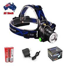12000LM CREE T6 Head Torch light lamp LED 18650 Headlamp Rechargeable Headlight