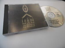 THE IRON MAN MUSICAL BY PETE TOWNSHEND CD ALBUM THE WHO RELATED VIRGIN 1989