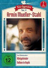 KINO-LEGENDEN VOL.4: ARMIN MÜLLER-STAHL- KÖNIGSKINDER/NELKEN IN ASPIK 2 DVD NEU