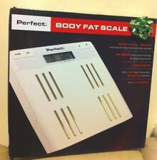 New ! Perfect Body Fat Scale with Body Water and Calorie Predictor