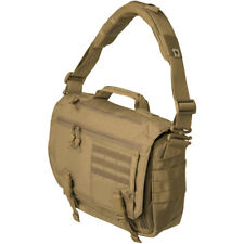 First Tactical Summit Side Satchel Military Messenger Laptop MOLLE Bag Coyote
