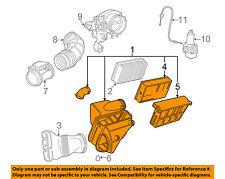 BMW OEM 2002 Z3 3.2L-L6 Air Cleaner Intake-Filter Box Housing 13717853880