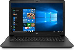 HP 17,3 Zoll Notebook 17-by2215ng 512GB SSD 8GB RAM Pentium Gold schwarz B-Ware